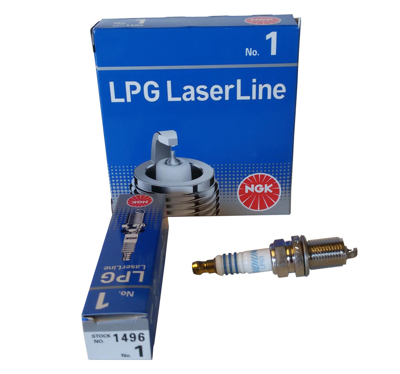 свеча ngk lpg1 снг 1 № 1496 лазер line к газа