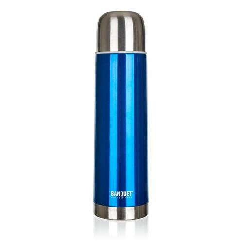 Termoska 0,75 Avanza Boatquet Blue Steel Solid