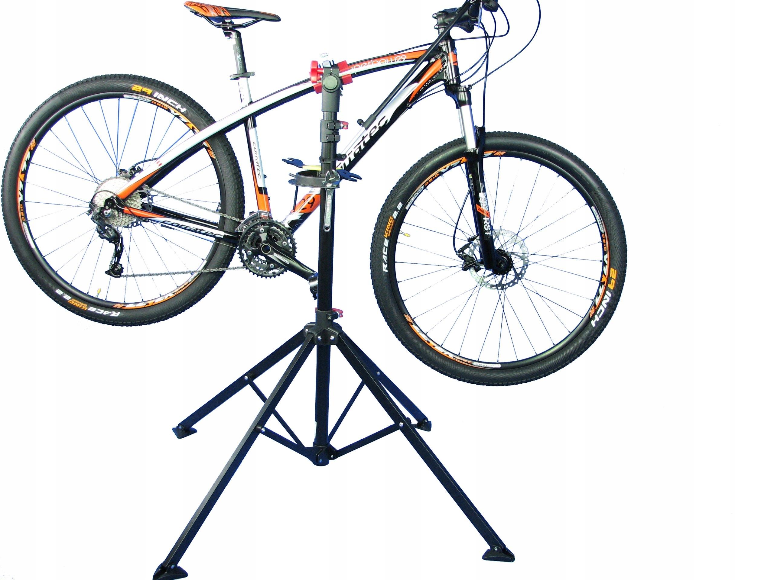 SLUŽBY STOJAN na BICYKLE na bicykli 30 kg OBJÍMKOU