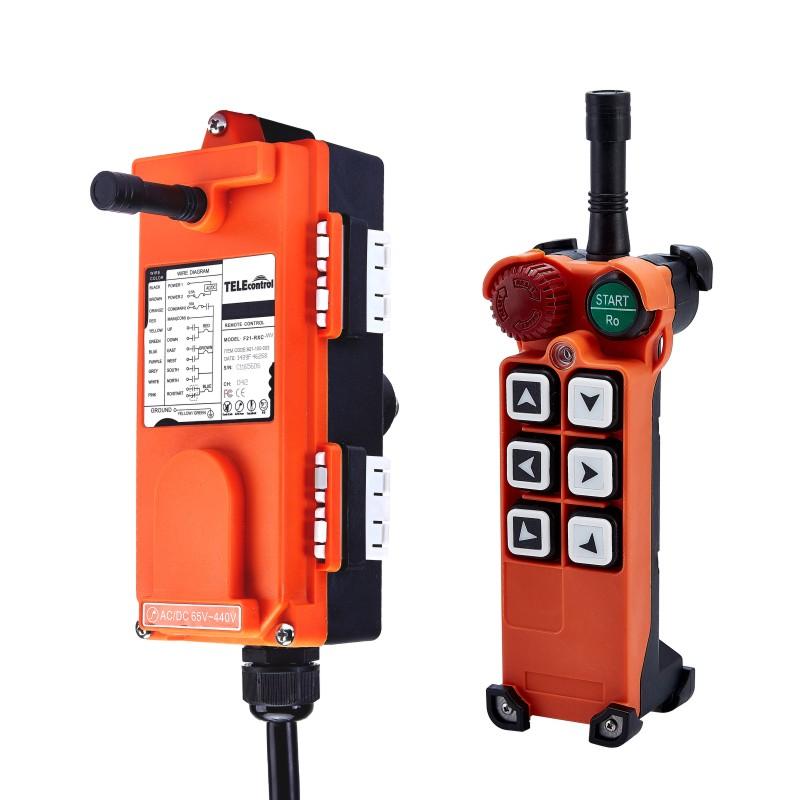 RADIO TELECONTROL F21-E1 Riadiaca kazeta
