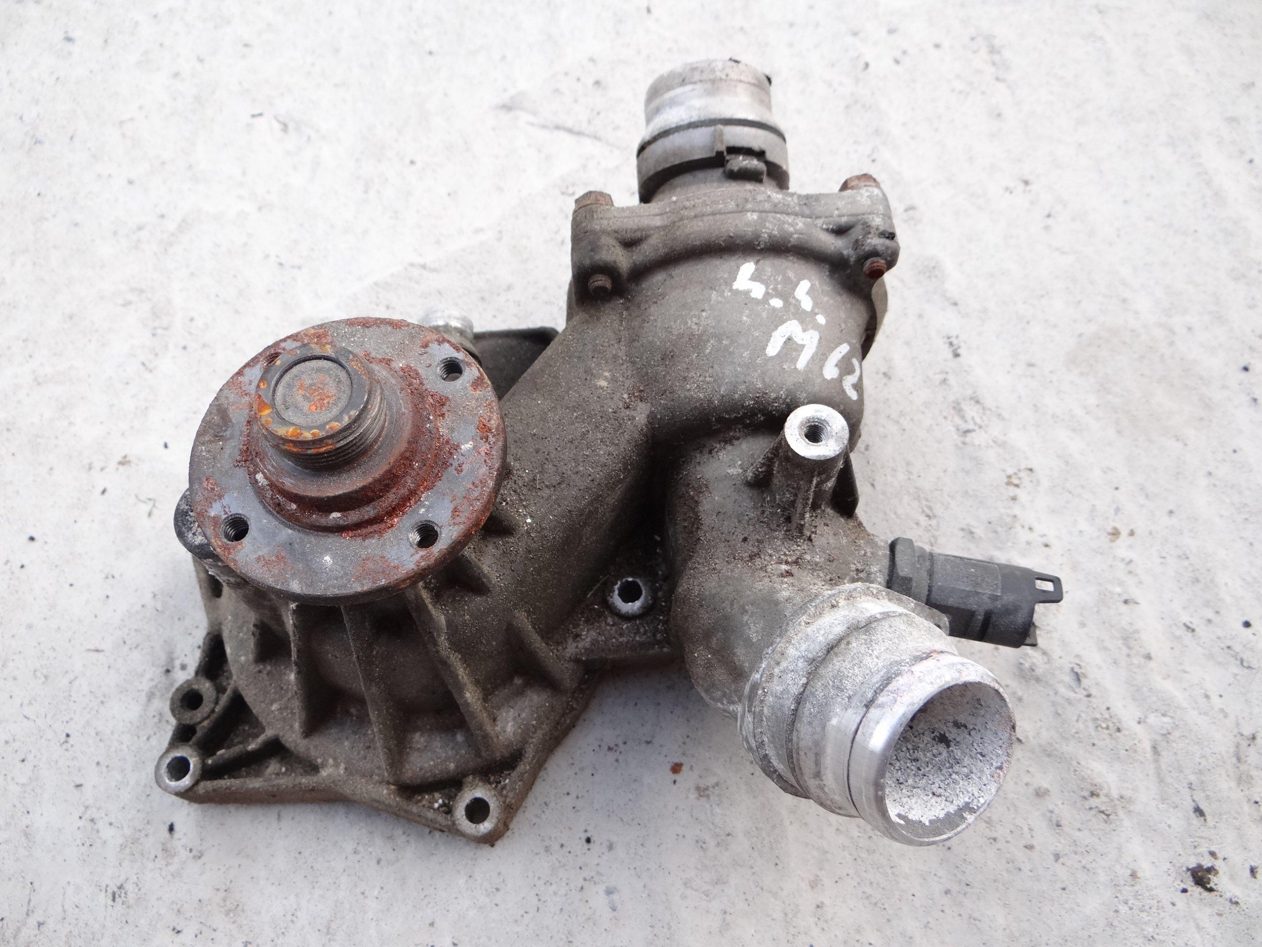 Bmw E38 E39 X5 E53 3 5 4 4 V8 Pompa Wody 1731741 Wysokie Allegro Pl