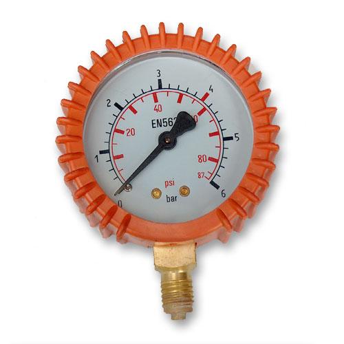Tlakomer Propase Clock 0-6 BAR G1 / 4