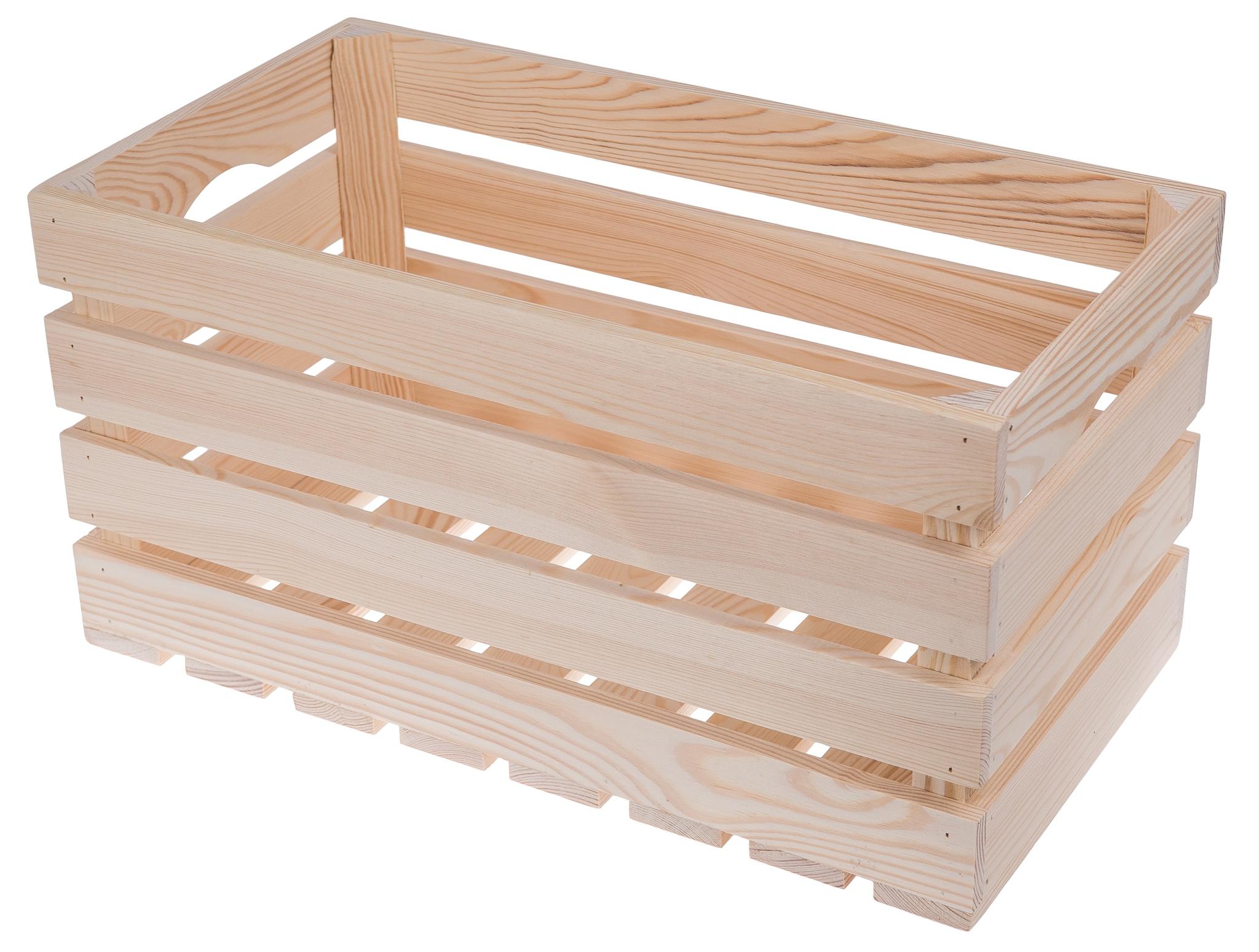Rámček drevený BOX VINTAGE dekor ECO