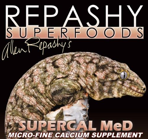 Repashy SuperCal Med 500g - Vápno plaz