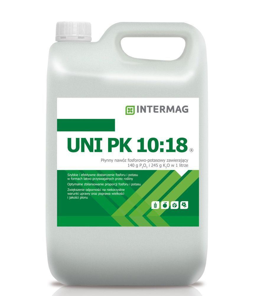 UNI PK 10:18 1л фосфор калий удобрения dolistny
