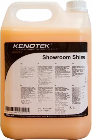 KENOTEK SHOWROOM SHINE superwosk ополаскиватель 5л