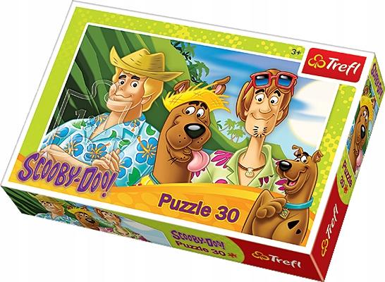 Puzzle 30 Scooby Doo / 18197 / TREFL