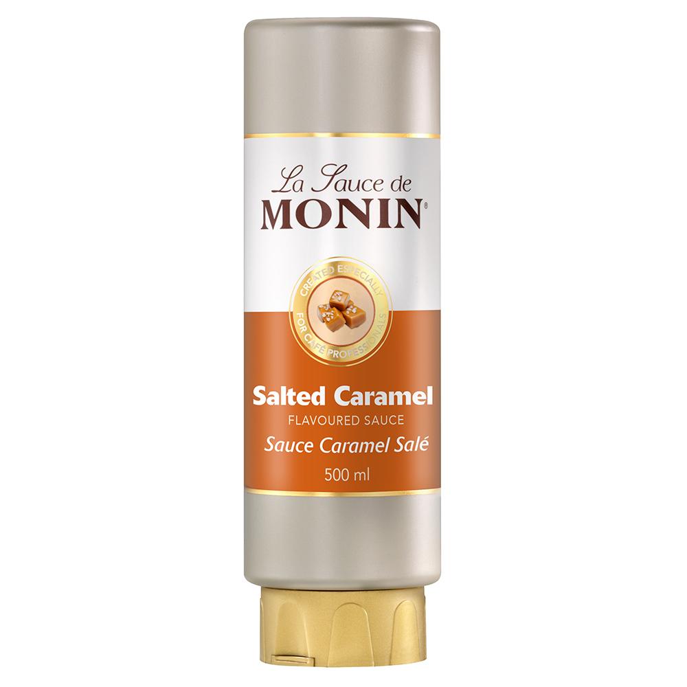 Соус Monin Salty Caramel (соленая карамель) 500мл