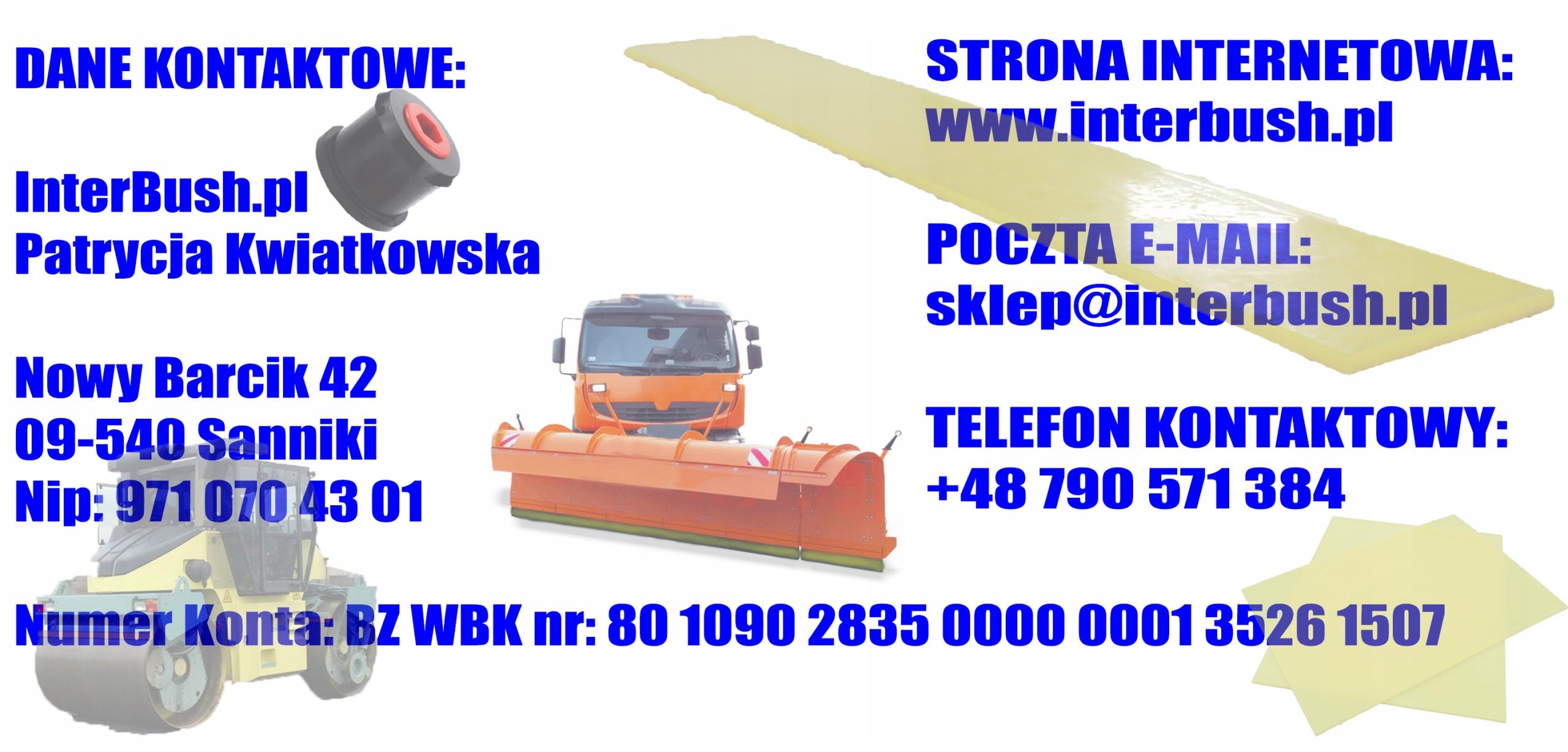 LEMIESZ GRAND POLIURETANO WALCA 1200x150x10