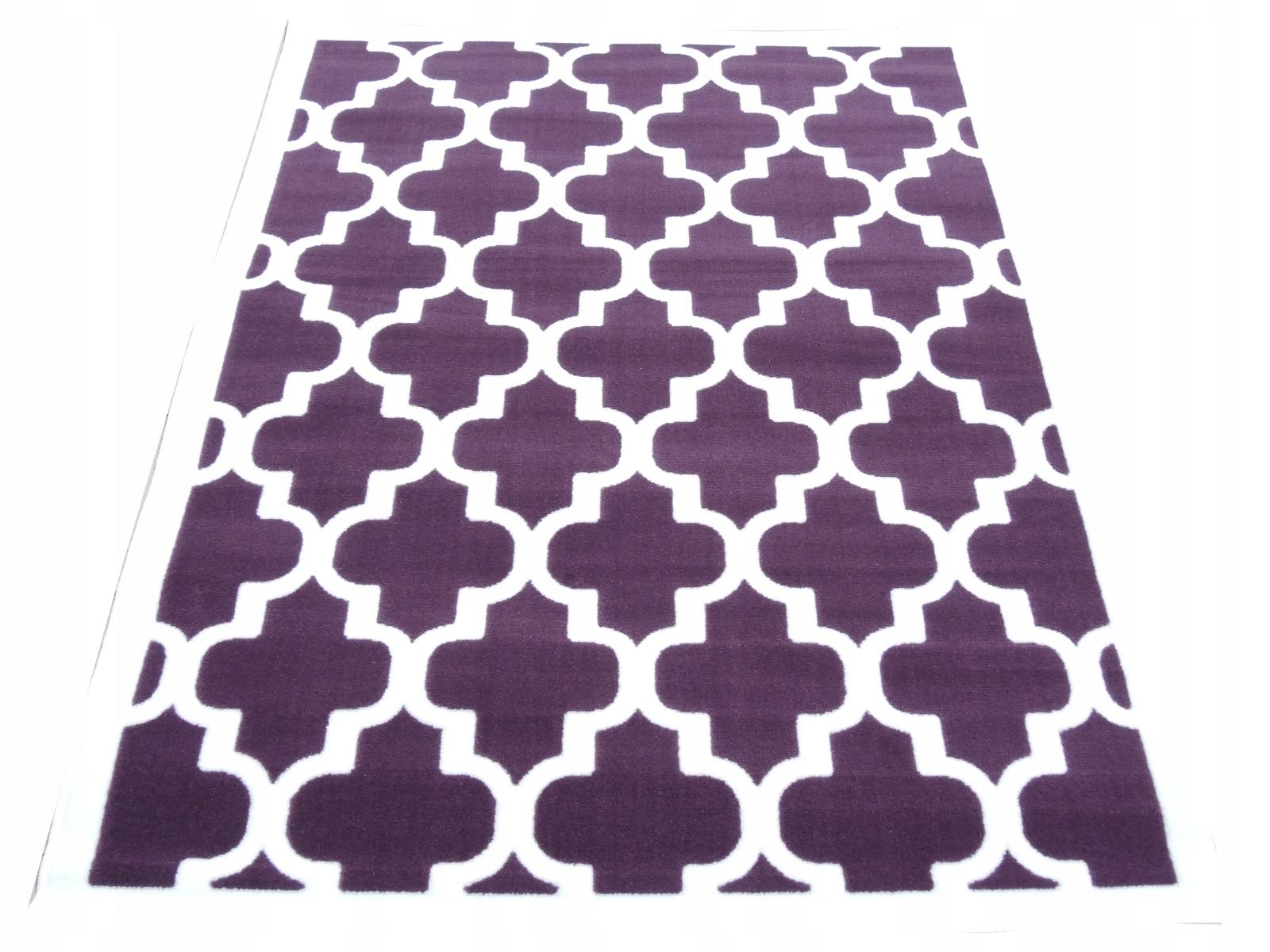 Dywany Młodzieżowe Casablanca Violet 120x170