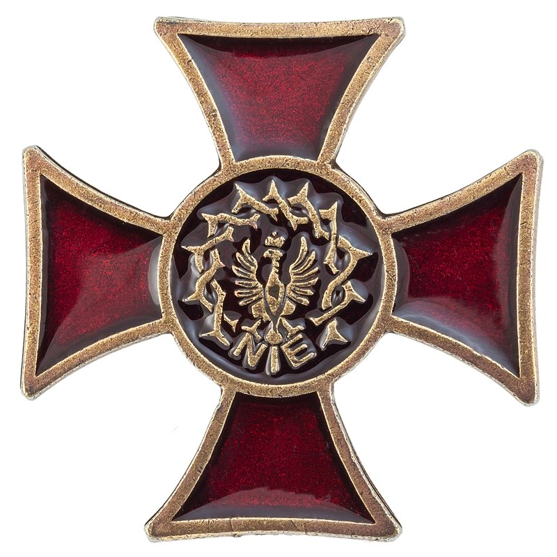 Memorial Badge Organizácie nie
