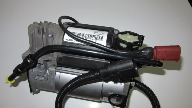 компрессор насос подвески audi a8 d3 gw24 мес