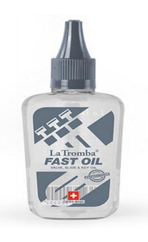La Tromba Fast Oil (63ml) - olej do trubky