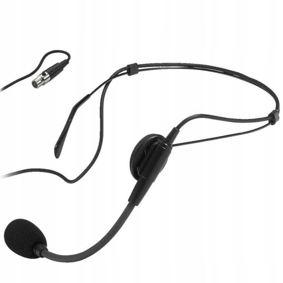 Elektrický mikrofón Monacor HSE-80