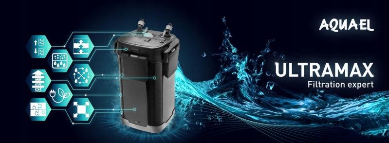 ULTRAMAX 1500 Aquael ведро фильтр Аквариум 450L бренд Aquael