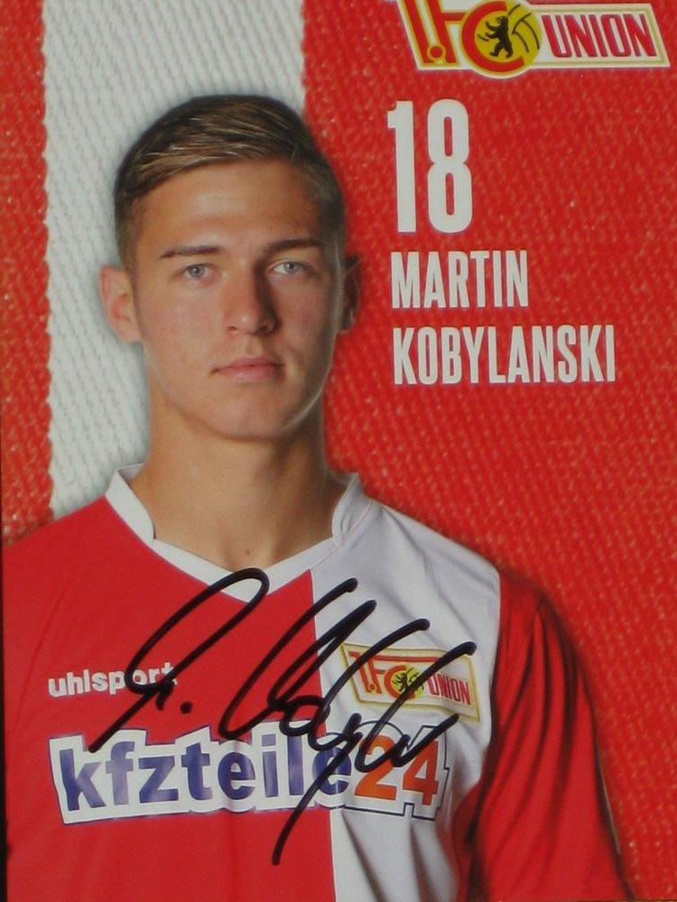 Купить POLACY  Martin KOBYLANSKI Union БЕРЛИН на Eurozakup - цены и фото - доставка из Польши и стран Европы в Украину.