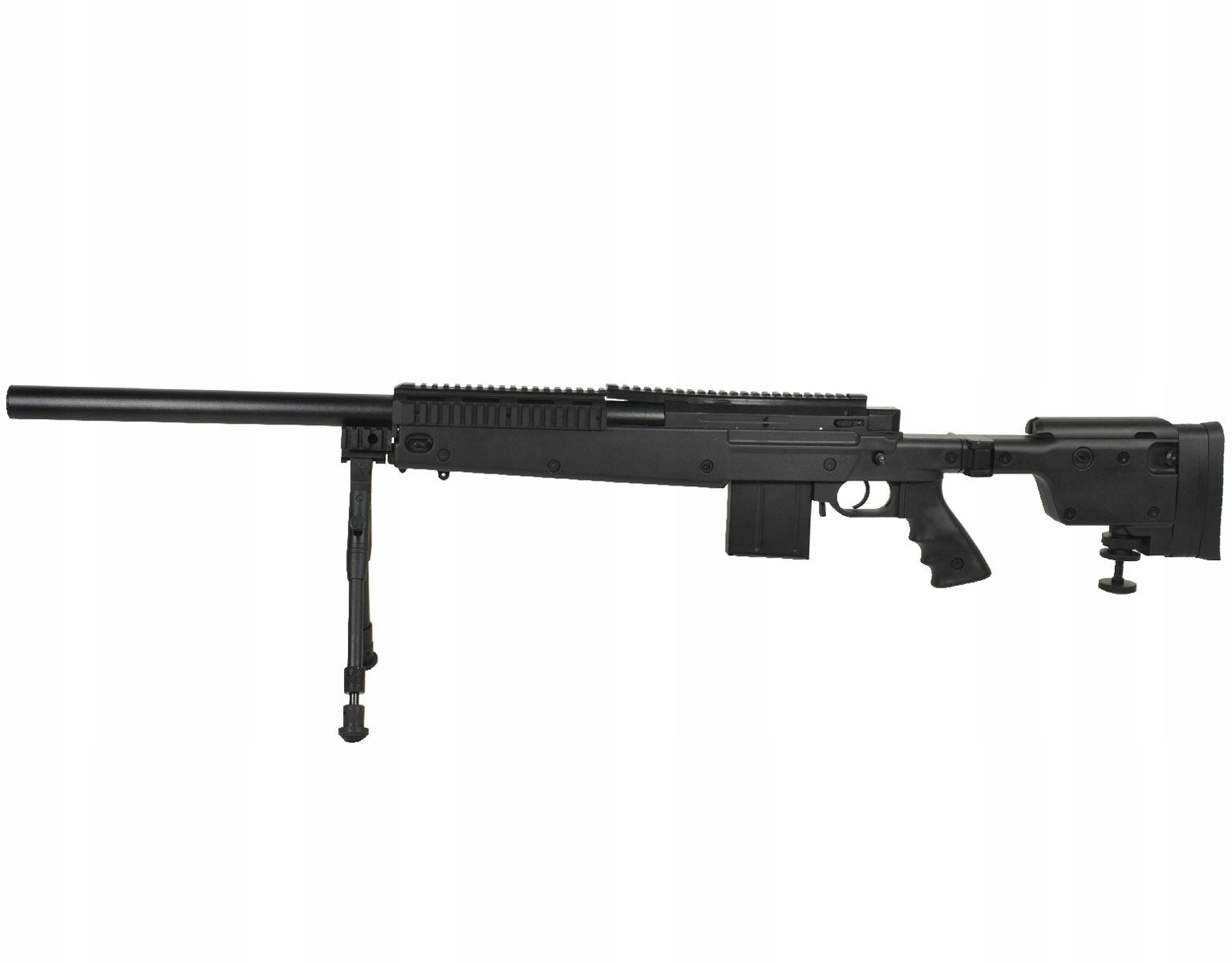 ASG sniper puška Swiss Arms SAV 06 - black