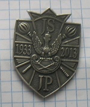 Badge JS JP 1933 2013