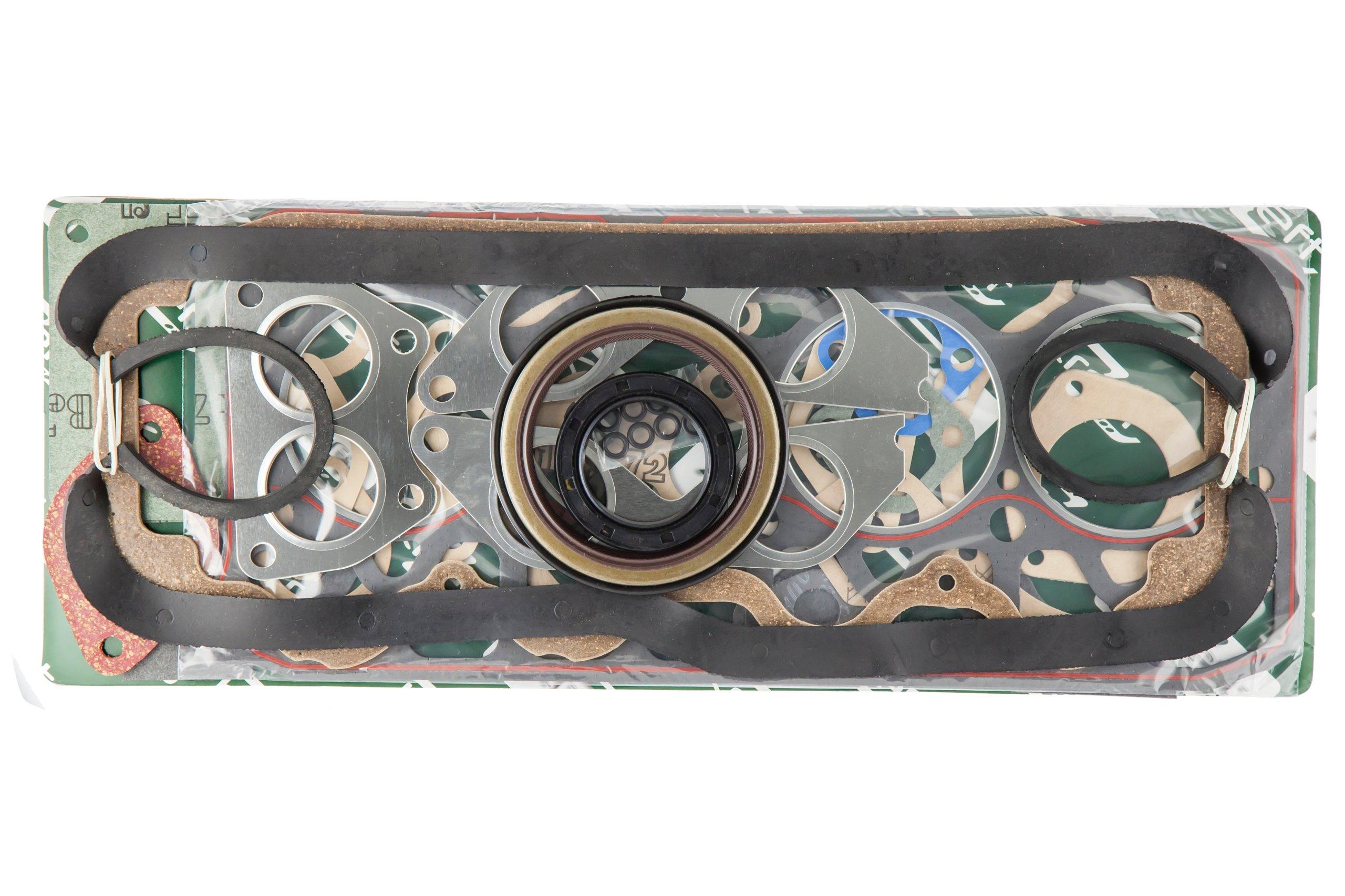 комплект прокладки двигателя fso fiat 125p 15 1500ccm