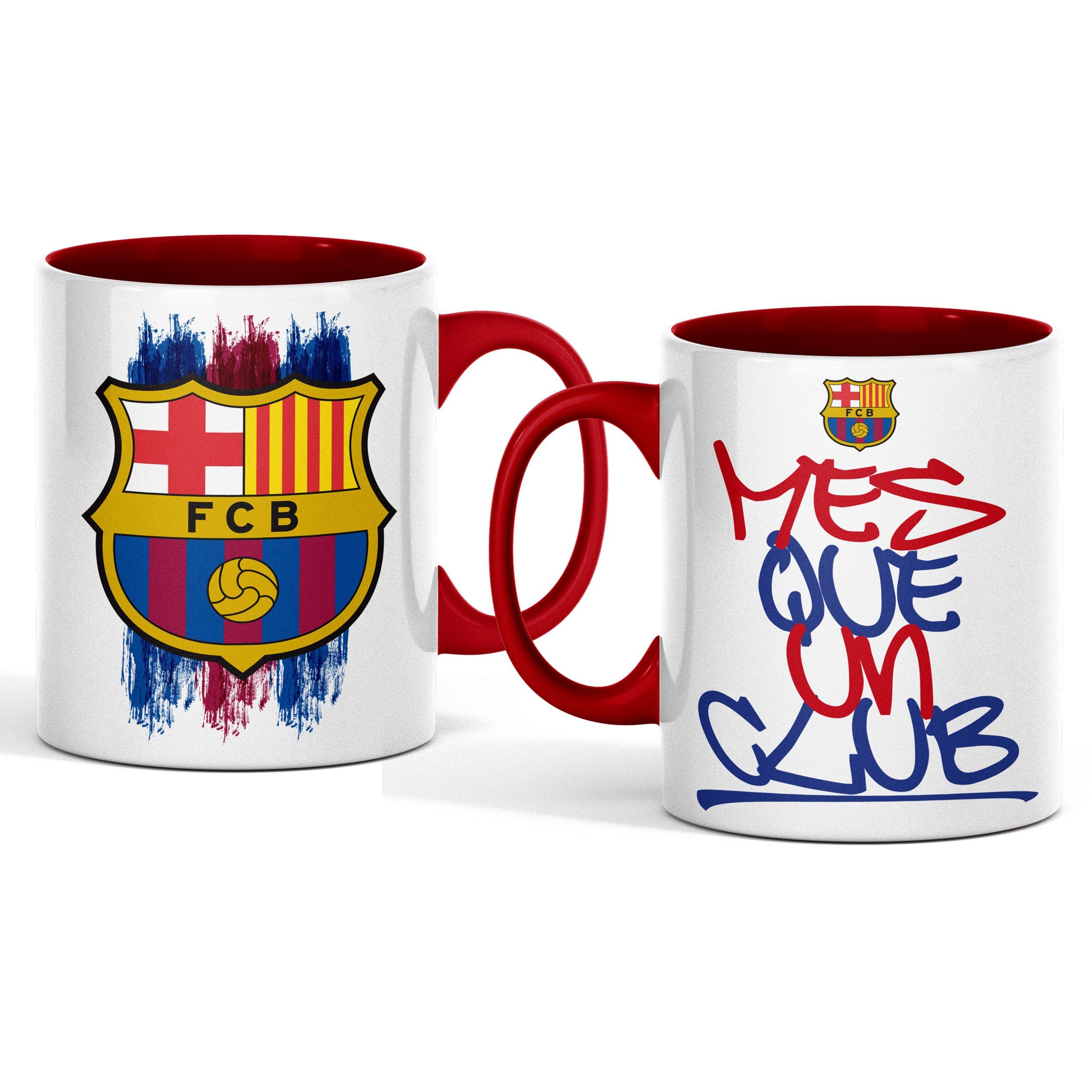 MUG FC BARCELONA 330ML