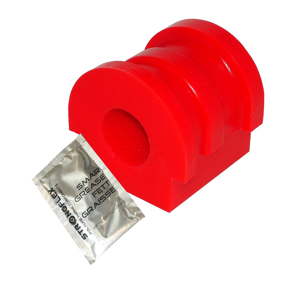 резина стабилизатора вперед skoda rapid roomster