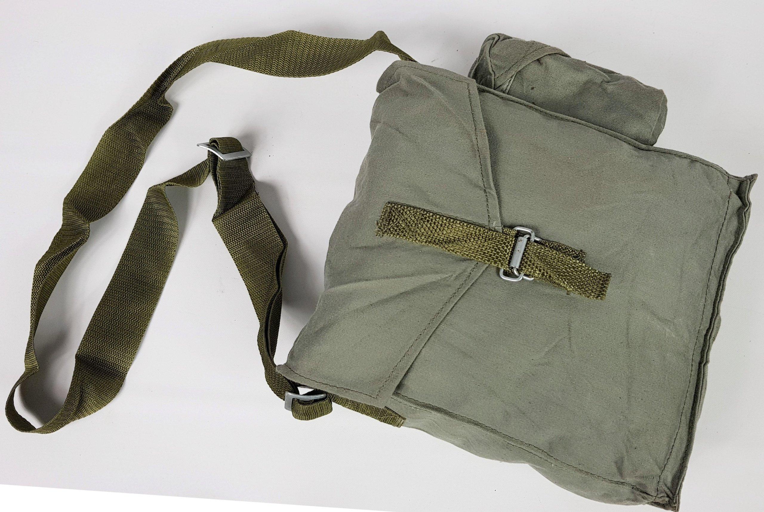 Vojenská taška z MUA / SZM41M s NT ramenným popruhom