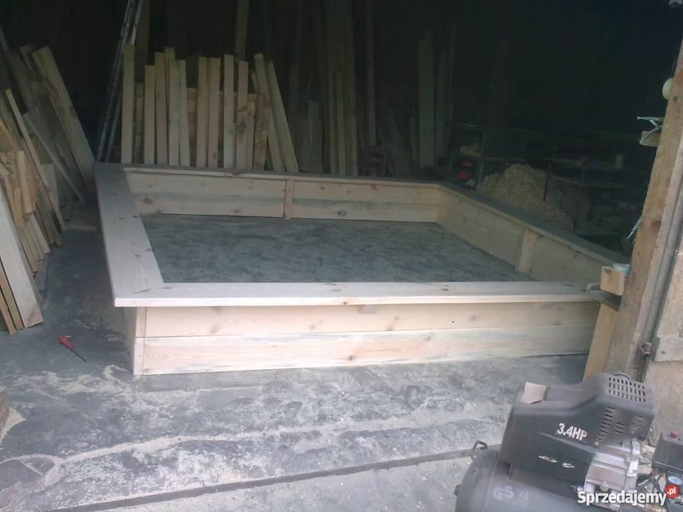 pieskovisko pre deti výrobcu Veľmi veľké 2х2м