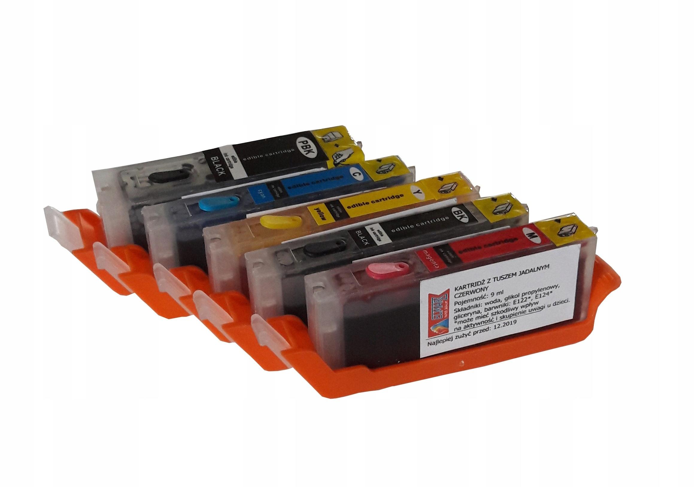 Sada Atramentových Kaziet písací Stôl, PGI-550 CLI-551