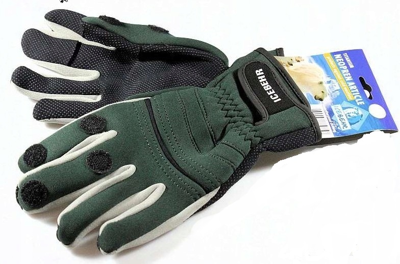 Hrubý teplý Behr Neoprénové rukavice XL