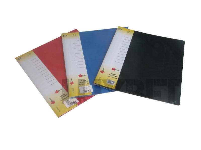Item Folder offer A4 Album with 50 sheets-cover FV
