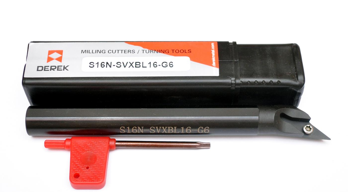 Nôž S16N SVXBL16 Zľava na VBMT16 *** FV ***