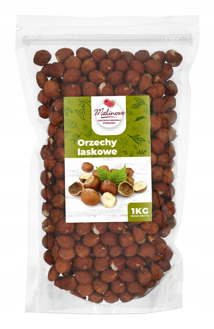 Item Hazelnuts in SHELL 1 kg FRESH NATURAL LARGE