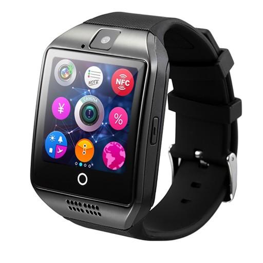 SMARTWATCH ЧАСЫ X9 SMART ЧАСЫ SIM-карты С NFC ЧЕРНЫЙ