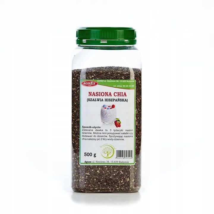 Item Chia SALVIA Hispanica 500g super-duper