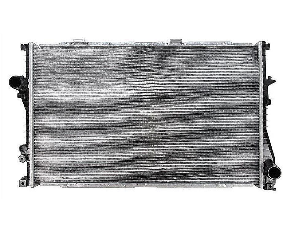 радиатор воды bmw 5 e39 520i 523i 528i 091998-