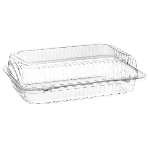 Plastová nádoba uzavretá pre koláč K-80 10ks.