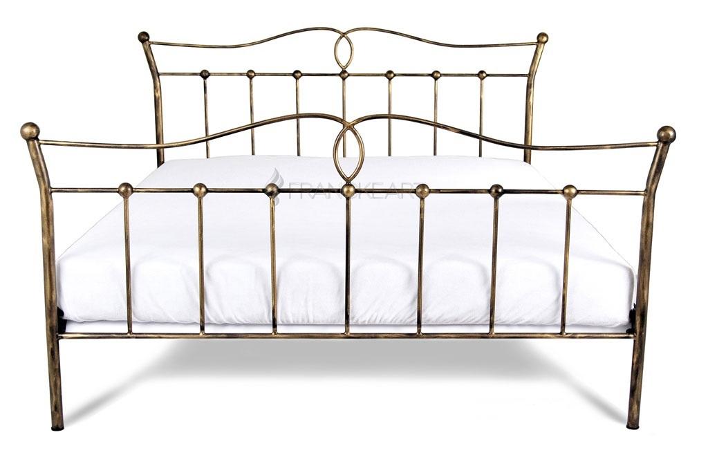 Kovové postele, kované železné 180x200 LIZA Výrobca