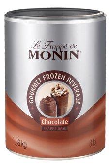Monin čokoláda Frappe base 1.36 kg box