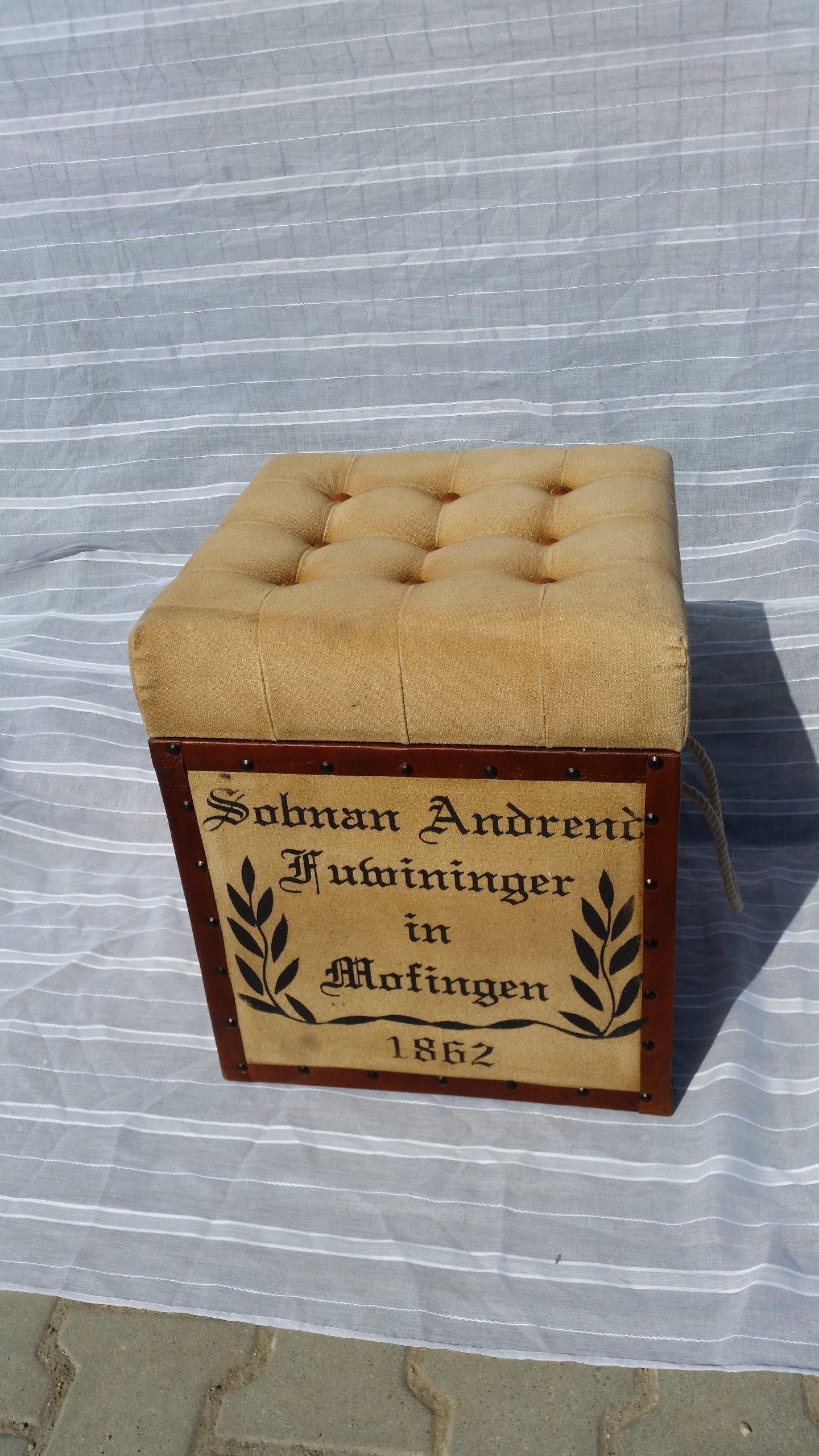 V koloniálnom štýle nábytok kreslo stoličky box vintage