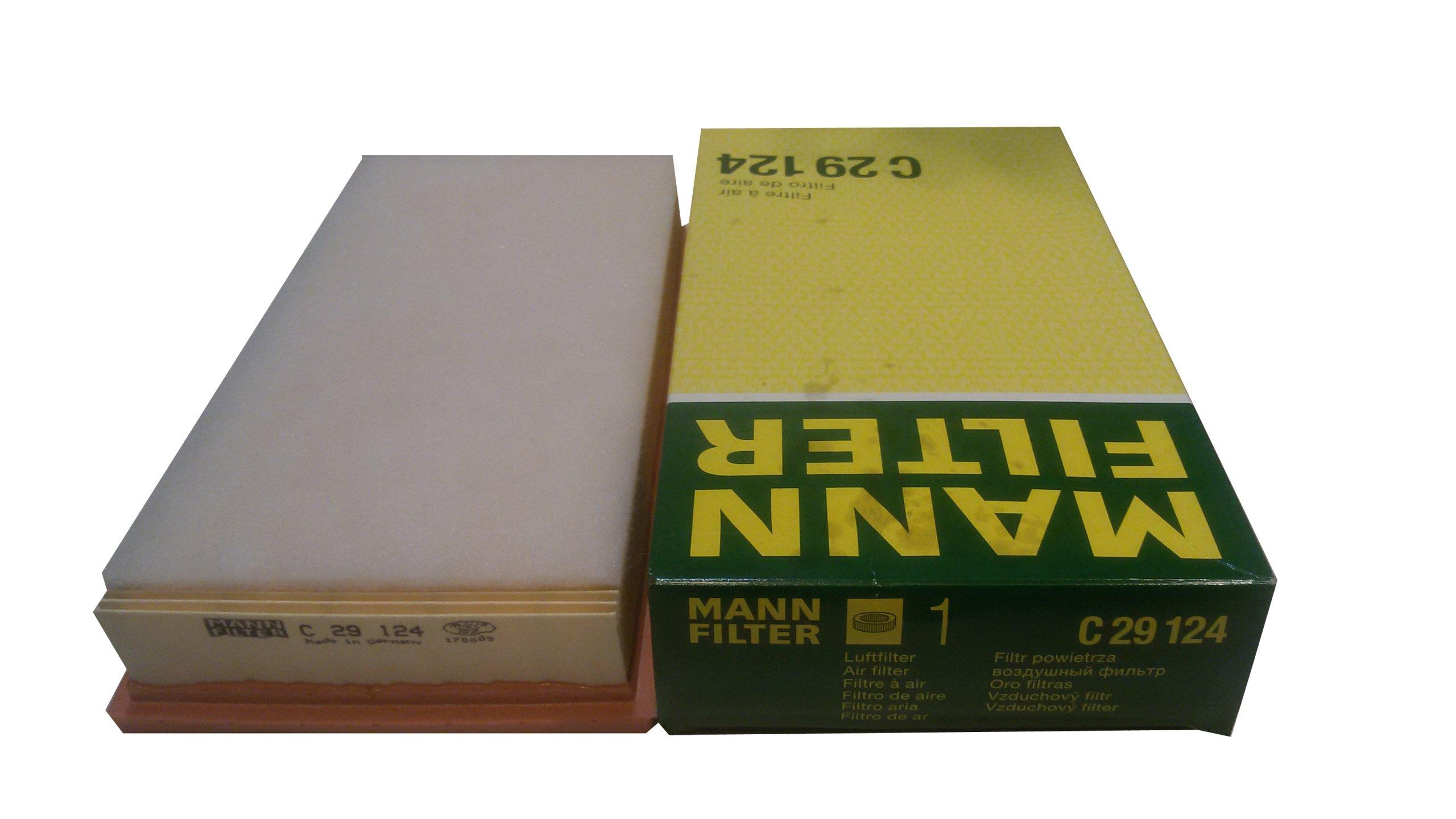 Mann Filter C29124 Luftfilter