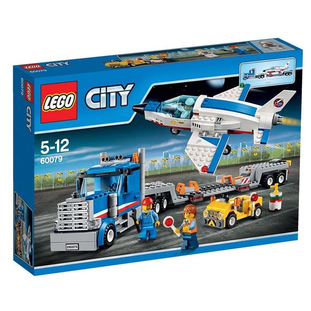 NOVÉ LEGO CITY 60079 PREPRAVCA ROVINA