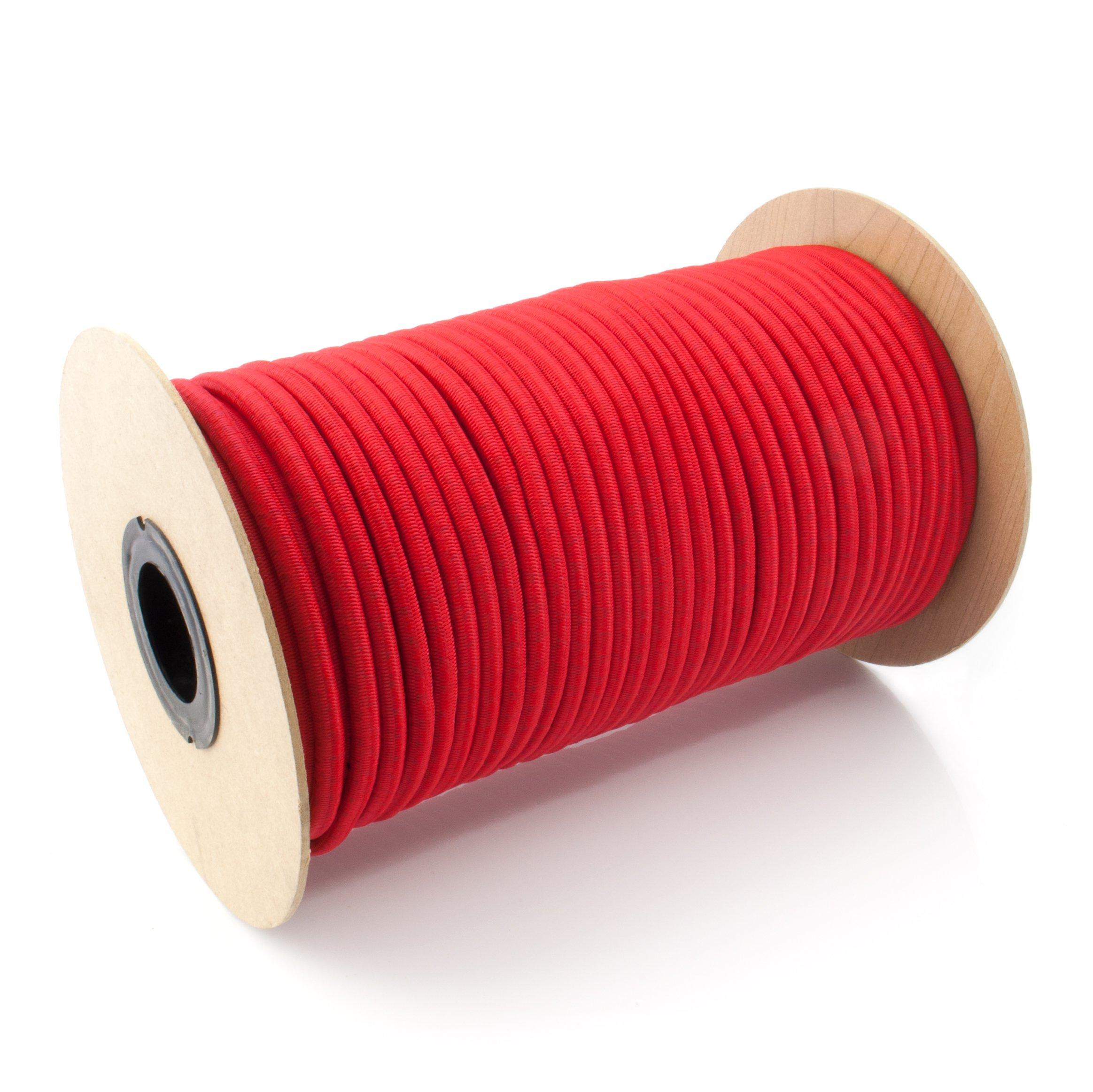 Lano elastické ekspandor červená 8 mm 100 m