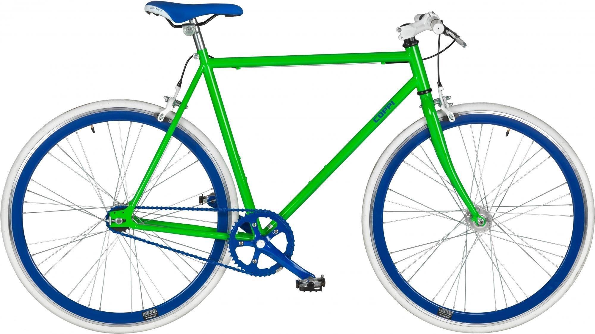 Bicykel OSTRÉ KOLESA 28 Scatto Fisso Singlespeed