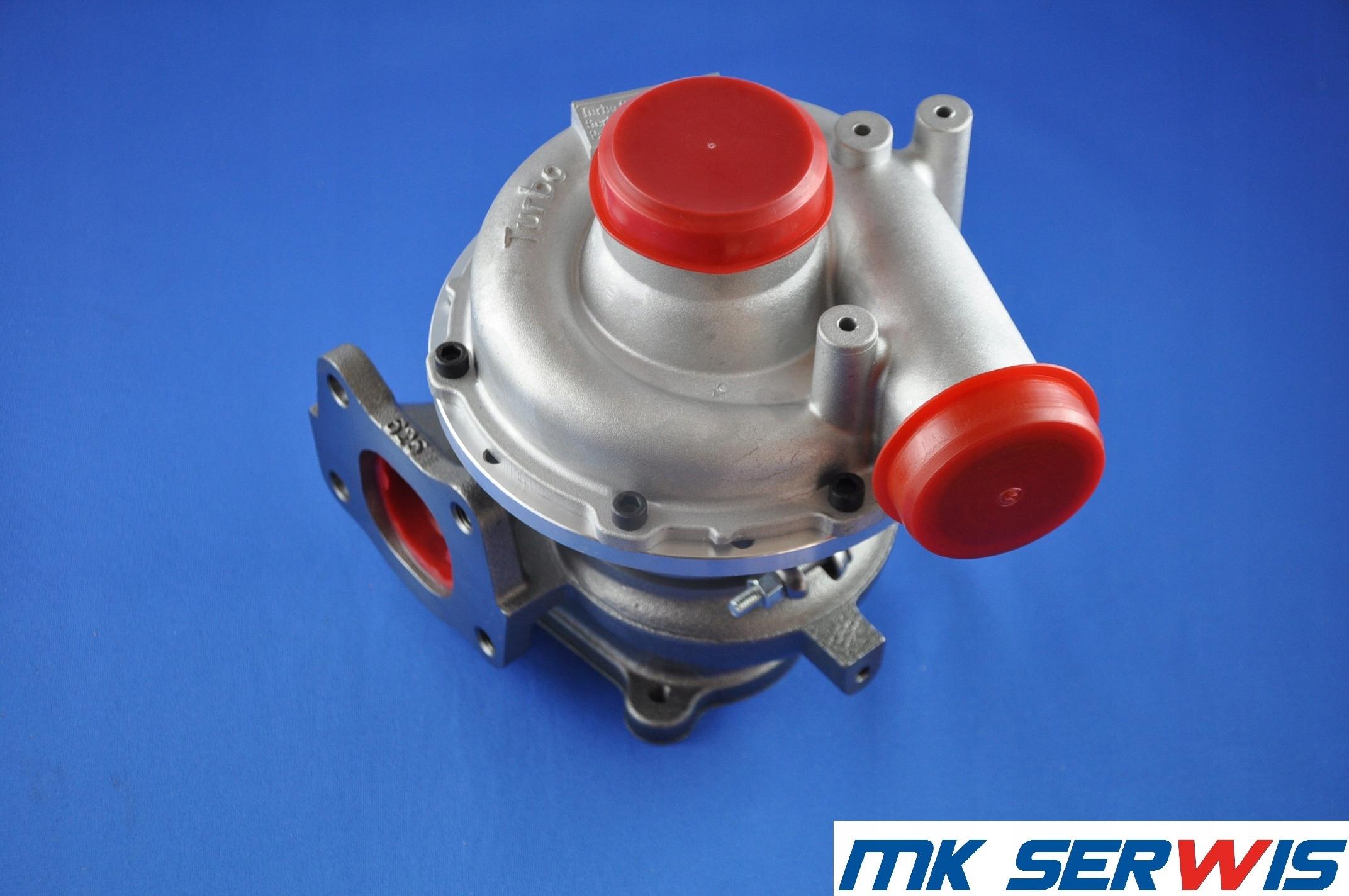 TURBO COMPRESSOR Turbo ENGINE ISUZU 4HK1,6HK1, JCB