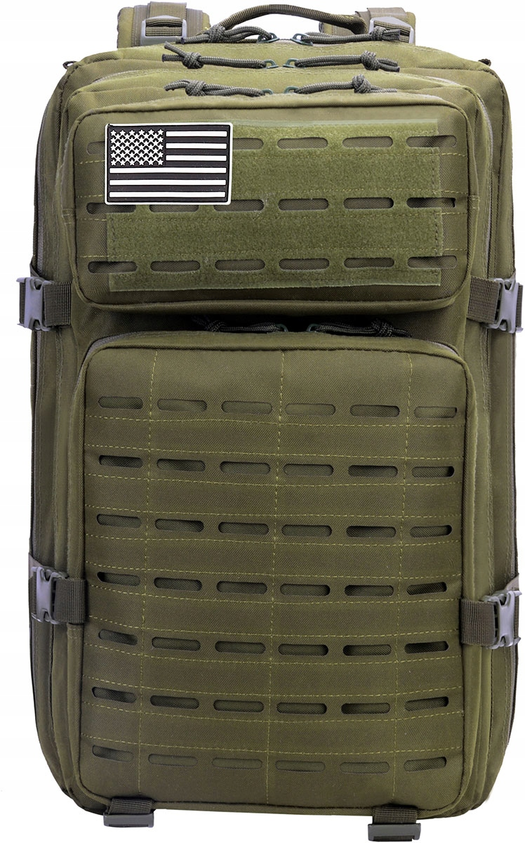 Item MILITARY BACKPACK TACTICAL MILITARY CAPACITY 45L