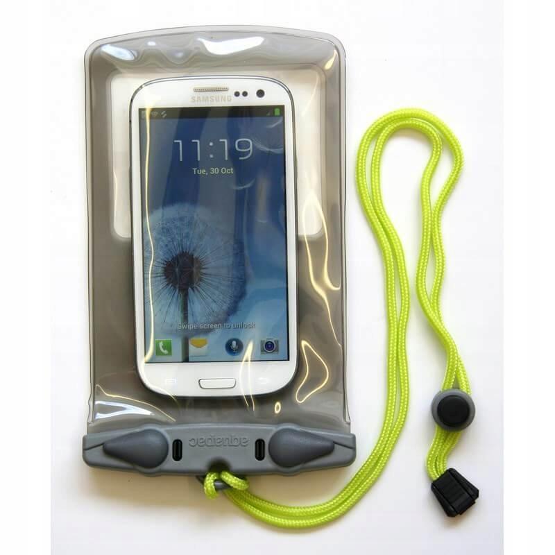 Aquapac: Vodotesné puzdro na telefóne