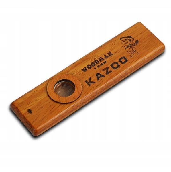 Kazoo drevené K-2W