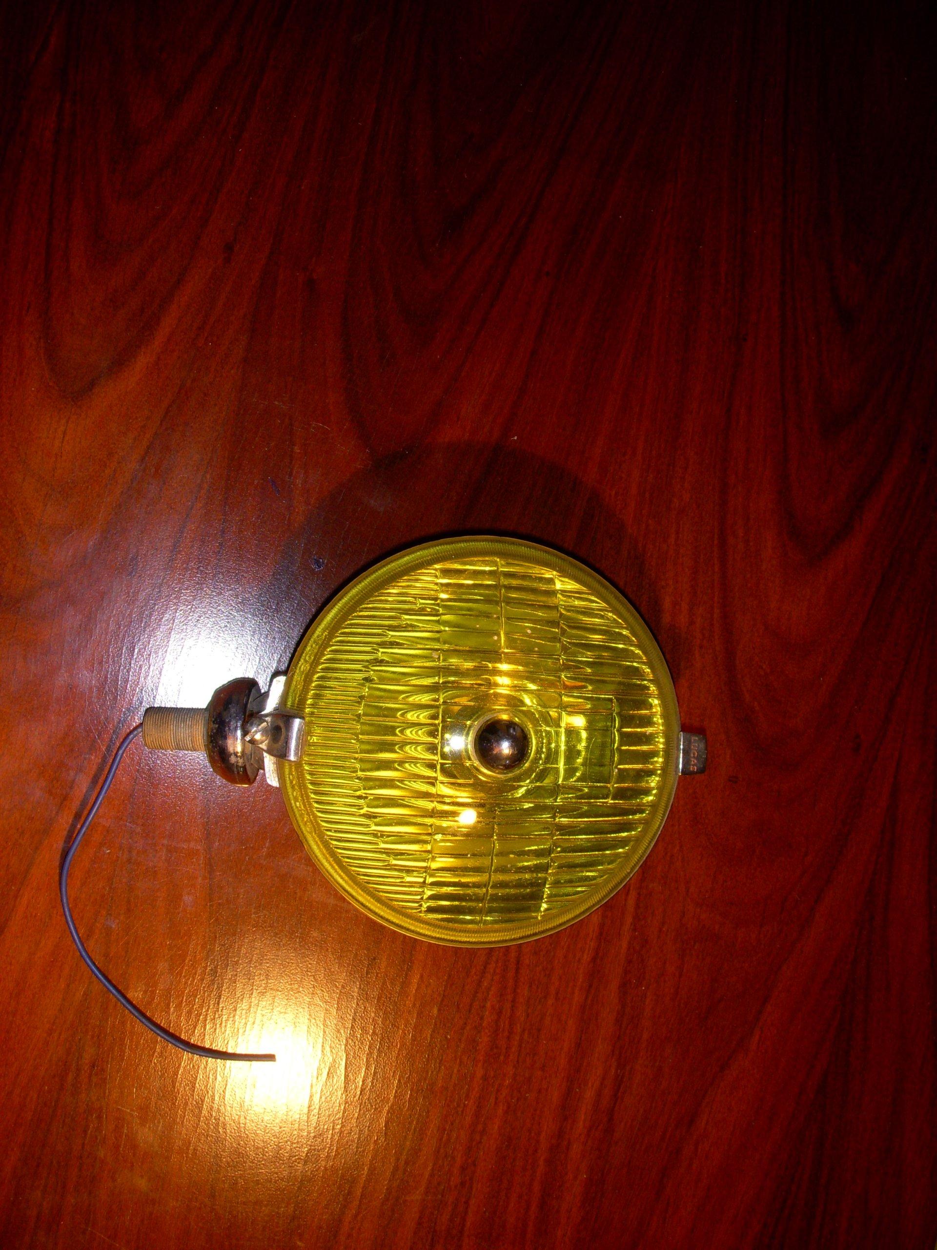 лампа галогеновая Лукас СФТ 576 мг Ягуар, Роллс-Ройс
