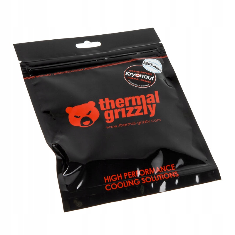 Купить Термопаста Grizzly Paste Thermoprzewo. Крионаут 5.55г на Otpravka - цены и фото - доставка из Польши и стран Европы в Украину.