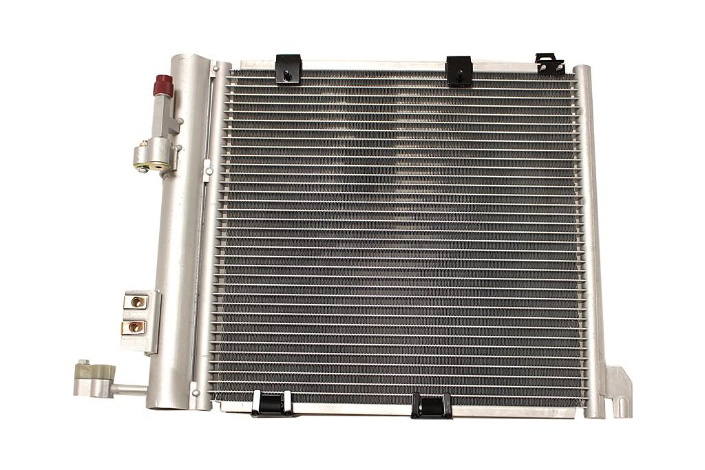 радиатор кондиционирования воздуха opel astra g zafira a новая